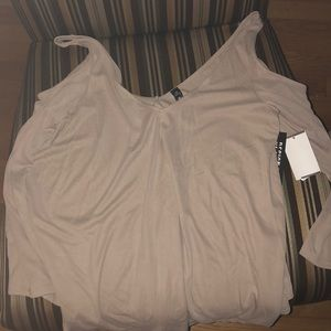 Lord & Taylor Tops - Open shoulder top